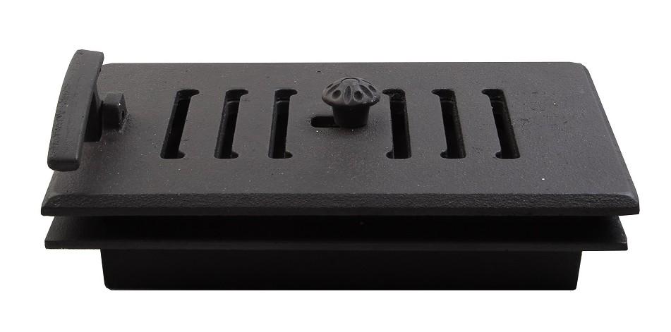 Дверца поддувальная герметичная ДПР-2Д Завод ЛИТКОМ