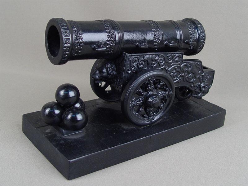Чугунное художественное литьё. Произведение искусства из грубого металла