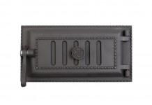 Поддувальные дверцы из чугуна. Виды и особенности