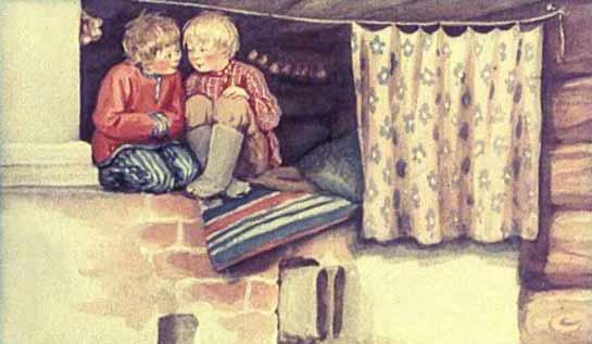 Русская печь – сердце дома