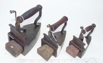 Чугунный утюг – 300 летняя история использования в быту