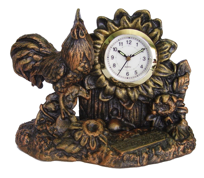 Чугунные часы – время заточённое в металл